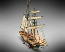 Mamoli Blackbeard 1:57 MV82 Wooden Plank on Frame Construction Model Boat Kit