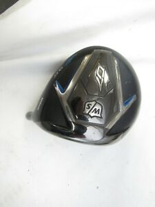 Used RH Wilson Staff D7 9* Driver - Head Only ***