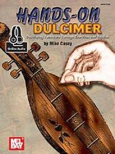 HANDS-ON MOUNTAIN DULCIMER TECHNIQUE BOOK  NEW