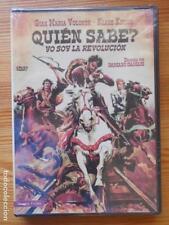 DVD QUIEN SABE? YO SOY LA REVOLUCION - NUEVA, PRECINTADA (DL)