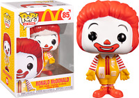 Ronald McDonald Funko Pop Vinyl New in Box