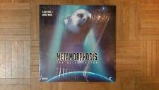 Metamorphosis - Laserdisc Vintage Rare Laser Disc Horror Thriller