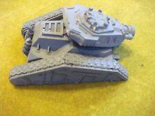 Warhammer 40k scenery leman russ tank Sunken wrecked terrain
