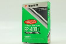 [ Rare!! New ] 1 packs Fujifilm FP-400B (2005/08) instant B & W film Japan # 306