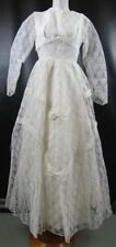 Lace Long Sleeve Plus Size Unbranded Wedding Dresses