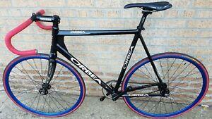 Orbea Lobular Track Pista Fixed Gear Messenger NJS Cinelli velodropme Bike fixie