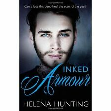 Very Good, Inked Armour: 2 (Clipped Wings 2), Hunting, Helena, Book