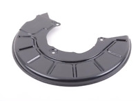New Genuine VAG Front Brake Disc Protection Plate Left N/S 1K0615311F OEM