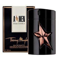 Thierry Mugler A*men Pure Tonka Edt Eau de Toilette Spray for Men 100ml NEU/OVP