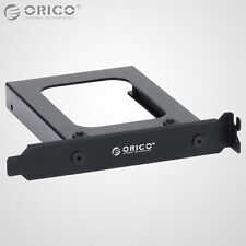 "ORICO 2.5"" Inch SSD HDD Hard Drive PCI Slot Caddy Frame Mounting Bracket Adapter"