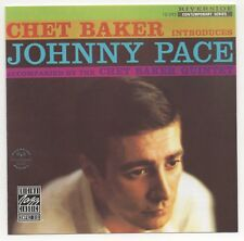 """ CHET BAKER INTRODUCES JOHNNY PAGE ""  RIVERSIDE, 1990 ,JAZZ CD."