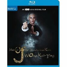 #4 MASTER OF THE SHADOWLESS KICK Brand New Blu-Ray FREE SHIPPING