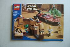lego set 4501 Mos Eisley Cantina from Star Wars with manual 2004