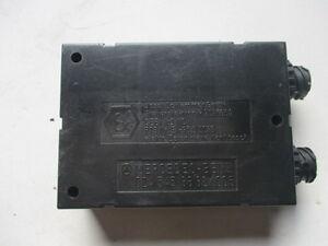 Original Mercedes Benz Actros Batterietrennschalter Steuergerät A0245453832