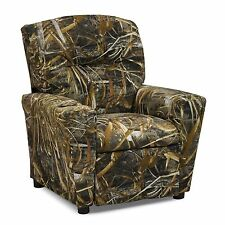 Camo Camouflage Recliner Realtree Max 4 Childs Recliner Chair New