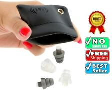 Rave High Fidelity Ear Plugs: Ear Buds Filter Noise for Ear Protection *New*
