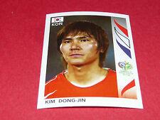 502 KIM DONG-JIN COREE KOREA PANINI FOOTBALL GERMANY 2006 WM FIFA WORLD