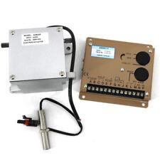 1PC ADB225 Actuator (12V or 24V)  1PC Speed Controller ESD5111 1PC Speed Sensor