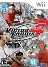 Virtua Tennis 4 WII New Nintendo Wii