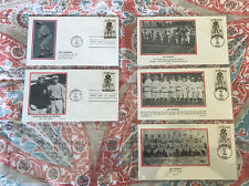Set Of First Day Issue Covers 1984 JIM THORPE