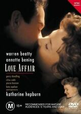 Love Affair (1994) Warren Beatty, Annette Bening - NEW DVD - Region 4
