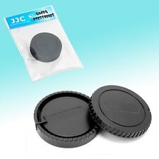Camera Body + Rear Lens Cap Cover Set for Sony Alpha A-Mount A77 A99 A500 A580