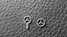 Mercedes Benz Star Emblem Logo kyosho, Norev, Autoart 1:18 steel replacement