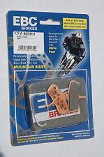 EBC Avid Disc Brake Pads - Bike Bicycle Stainless Steel Gold Metallic NEW!