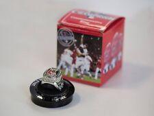 Boston Red Sox World Series Ring Replica Wearable SGA 5-20-2014 NEW IN BOX