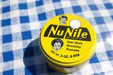 POMADE:  (7€/ 100g) Murray's Nu Nile Pomade, Hair Dressing, matt