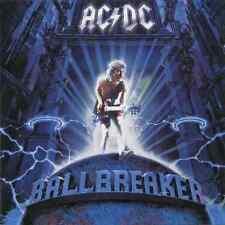 AC/DC BALLBREAKER VINILE LP 180 GRAMMI RECORD STORE DAY 2014 NUOVO E SIGILLATO
