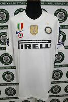 Maglia calcio INTER CAMBIASSO TG XL 2010/11 shirt trikot camiseta maillot jersey
