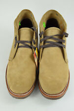 * CHIPPEWA Milford 1901G06 Engineer Boots Men's Sand Suede Leather Shoes EU 45.5