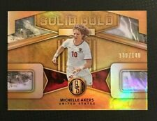 2019-20 Panini Gold Standard Michelle Akers Solid Gold #130/149 United States