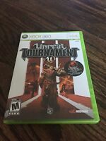 Unreal Tournament 3 Xbox 360 Cib Game Works XG1