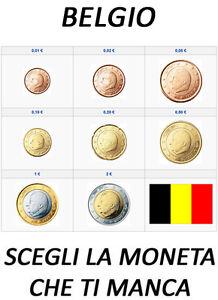 1 CENT - 2 EURO BELGIO BELGIEN BELGIUM BELGIQUE BÉLGICA 1999 - 2015 SPL CIRC.
