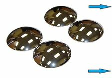 HUB CAP SMOOTH NO LOGO FITS VOLKSWAGEN TYPE1 TYPE2 GHIA THING HALF MOON STYLE