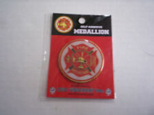 Fire and Rescue Medallion By C&D Visionary, Brand New