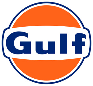 Gulf Oil Petroleum Vintage Logo Collectible T-Shirt S-6X, LT-4XLT Gasoline New