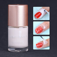 9ml Peel Off Nail Latex Tape Nail Art Cuticle Guard Latex Aufkleber Werkzeug