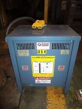 """Hawker """"Oldham Hawker"""" Auto 48VDC Battery Charger, 600V/3PH/50/60 CYC AC Input"""