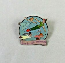 Disney Store Uk Pin Peter Pan 50th Anniversary Tinker Bell Darling Children Fly