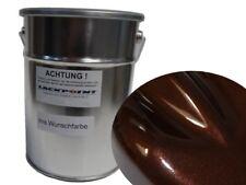 1 litro para pulverizar Capa Base de Agua Profundo Chocolate Candy Marrón MET.