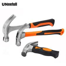 Hammer For Woodworking with Magnetic Claw Round Head Plastic Handle