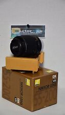 Easter Deals Sale Nikon Af-s Dx Nikkor 55-200 mm f/4-5.6G Ed Vr II Lens