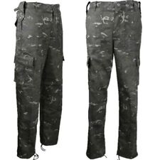 Pantalones de hombre negro talla 44