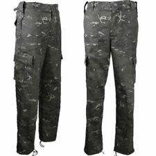 Pantalones de hombre en color principal negro talla 44