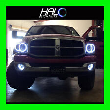 2006-2008 ORACLE DODGE RAM 6000K CCFL WHITE Headlight+Fog Halo Ring Kit
