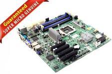 Brand New Super Micro Computer X9SCM-F, LGA 1155, Micro ATX Server board