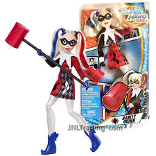 Year 2017 DC Super Hero Girls Series 12 Inch Doll Figure - Harley Quinn with Mal